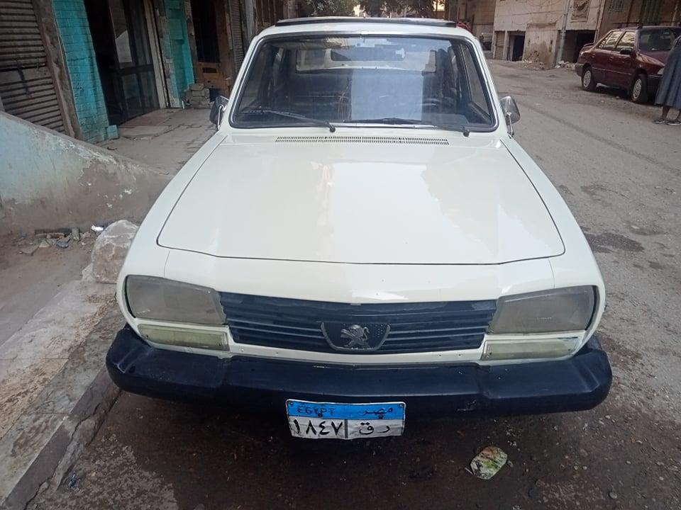 بيجو 504 1979