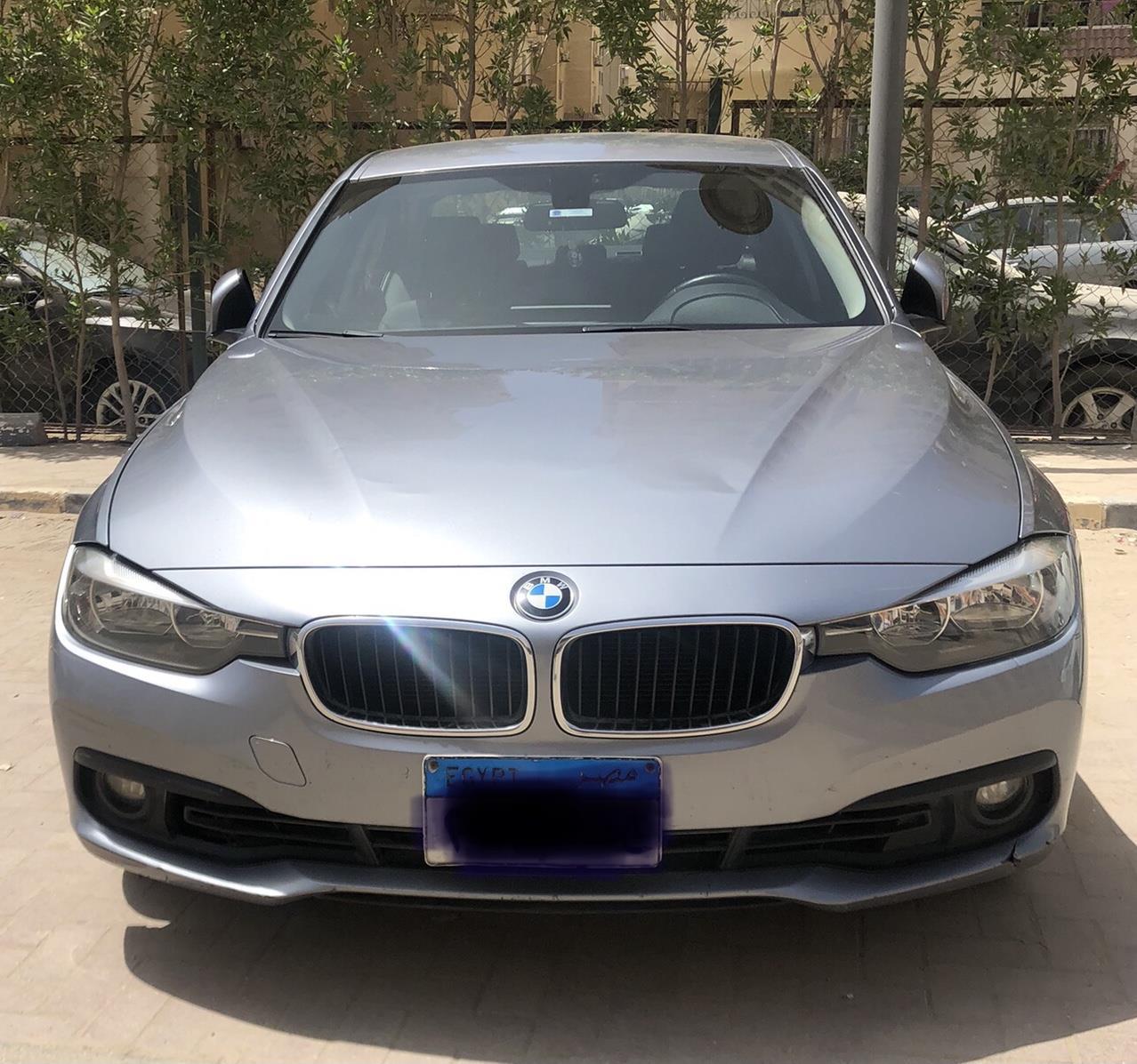 BMW 318 2017