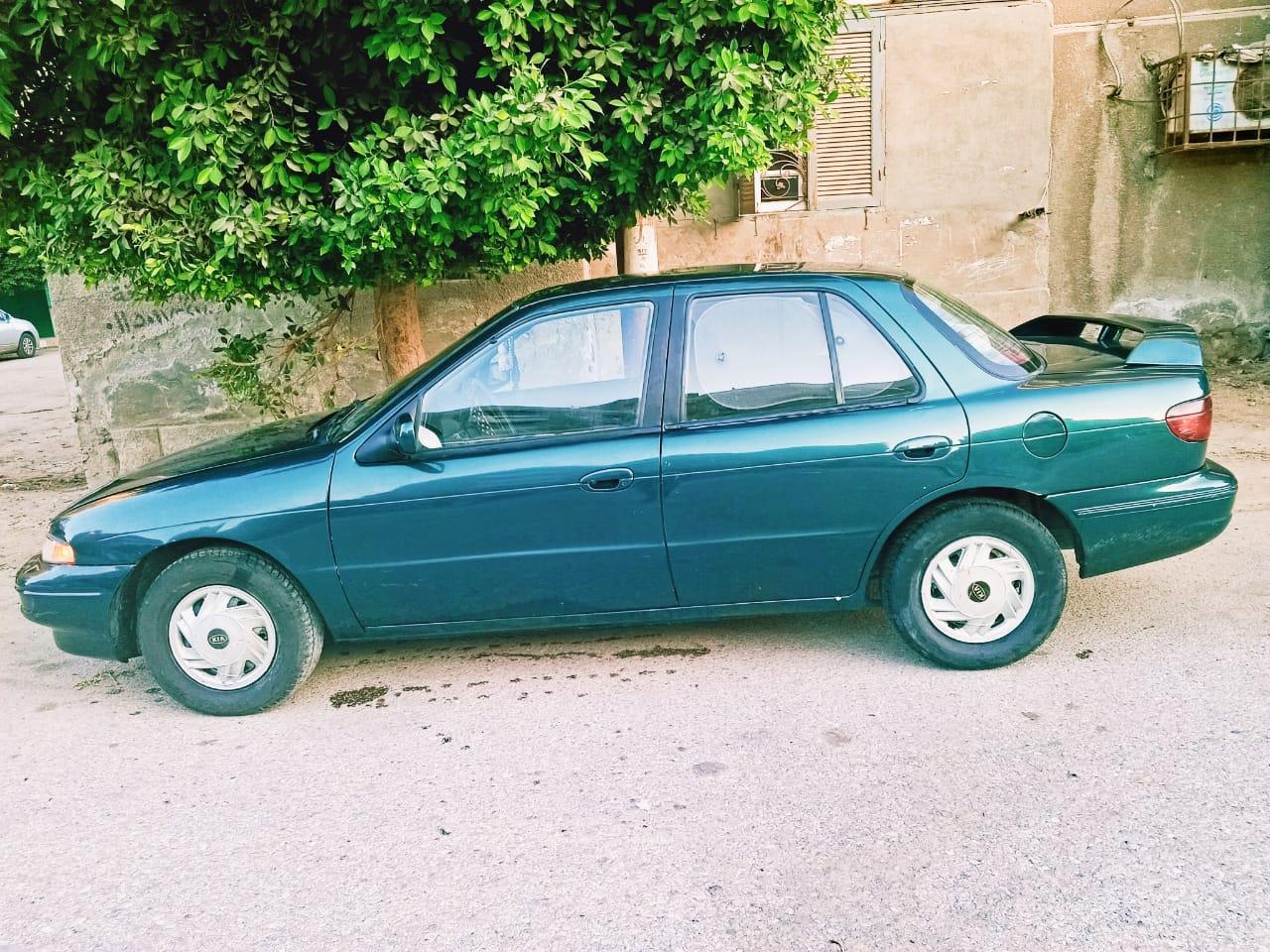 كيا سيفيا 1995