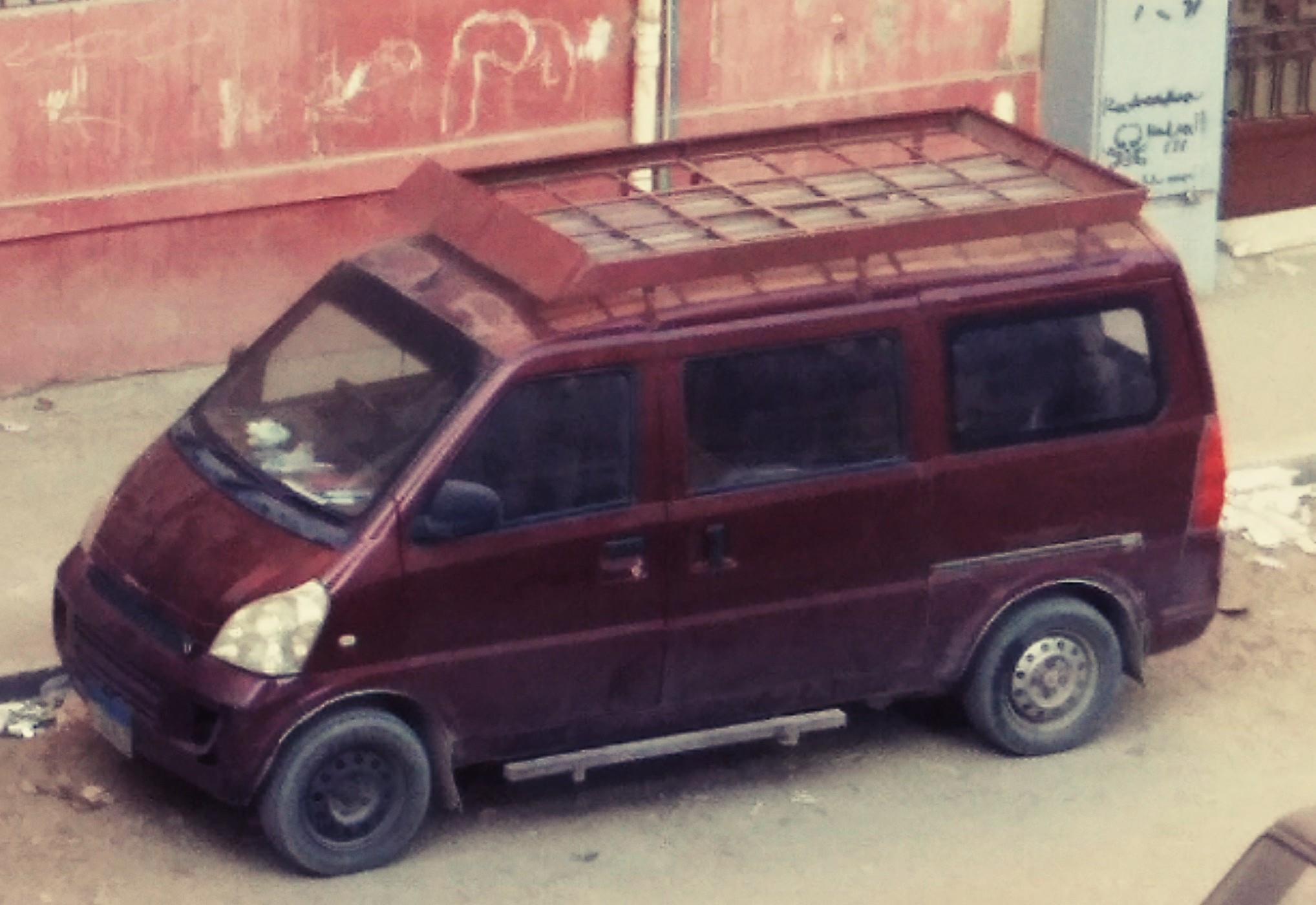 شيفروليه N300 2013